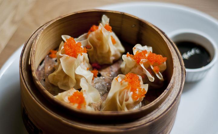 Китайские пельмени с креветками рецепты